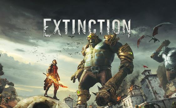 Extinction-logo