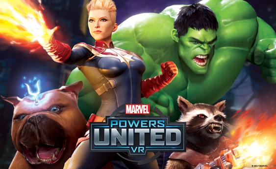 Marvel выпустит свою игру вVR