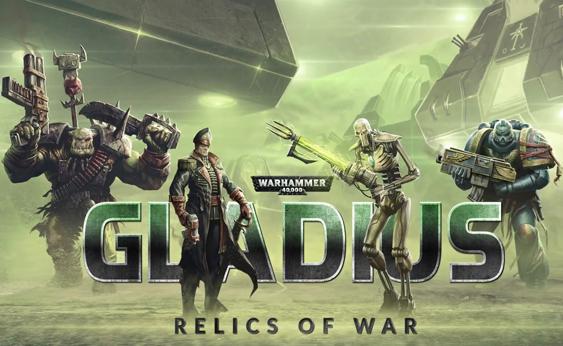 Трейлер ипервые скриншоты Warhammer 40000: Gladius— Relics ofWar