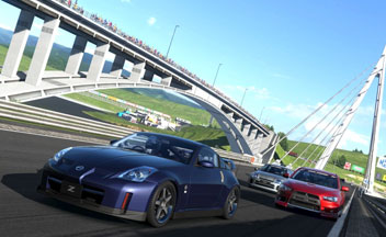 Саундтрек Gran Turismo 5 Prologue