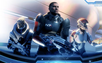 Сценарий фильма Mass Effect закончен
