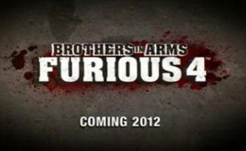 Brothers in Arms: Furious 4 продолжает «эволюционировать»