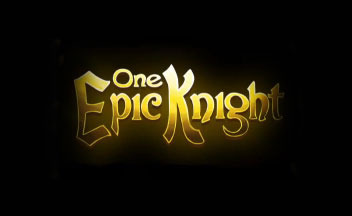 One-epic-knight-logo