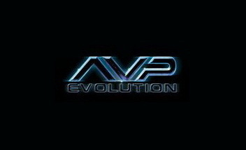 Alien-vs-predator-evolution-logo