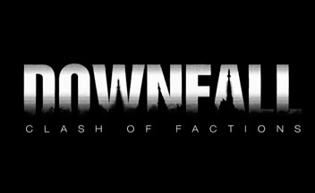Downfall-clash-of-factions-logo