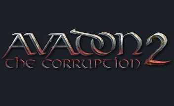 Avadon-2-the-corruption-logo