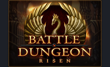 Battle-dungeon-risen-logo