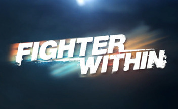 Fighter-within-logo