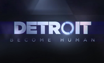 Геймплей Detroit: Become Human - кладбище андроидов
