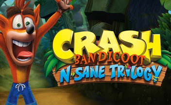 Великобританский чарт: Crash Bandicoot N. Sane Trilogy вернул лидерство