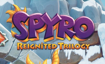 Геймплей Spyro Reignited Trilogy с E3 2018