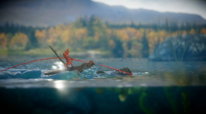 Unravel-screen