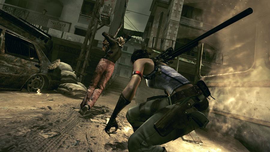 Resident Evil 5 Gold Edition - GameVicio