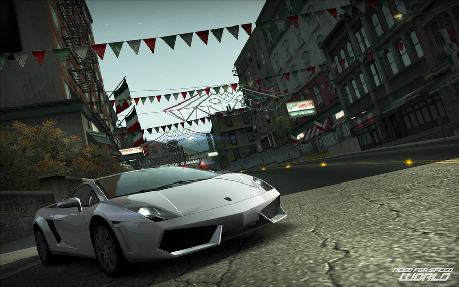 Need for Speed: World Online скриншот