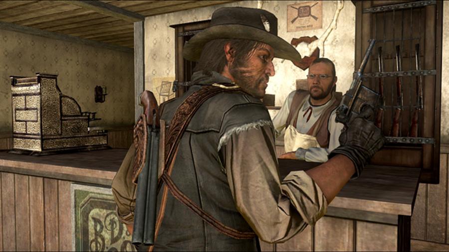 Новые скриншоты Red Dead Redemption