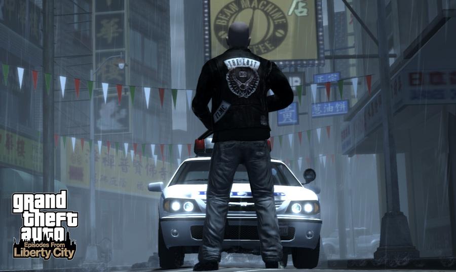 Первые скриншоты из РС-версии Episodes from Liberty City