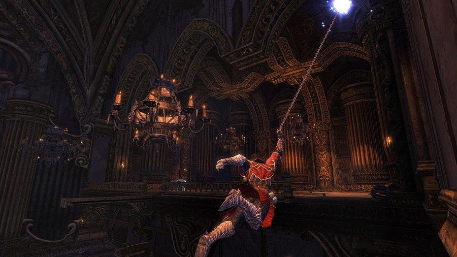 Castlevania: Lords of Shadow – схватки в развалинах