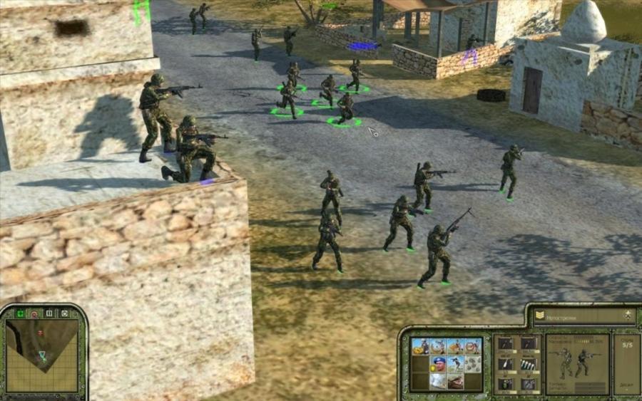 Скачать игру Warfare Reloade (2011/ENG/PC) бесплатно на пк пс2 псп иксбокс.