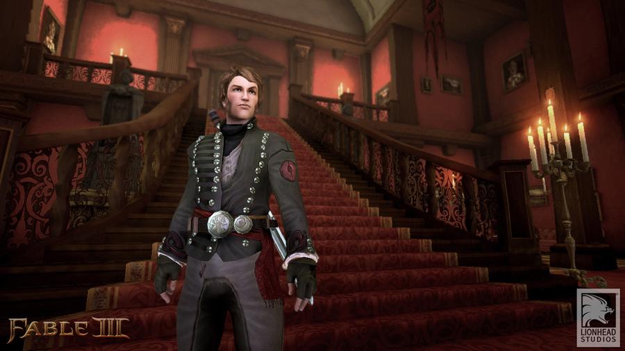 Fable III – скриншот персонажа