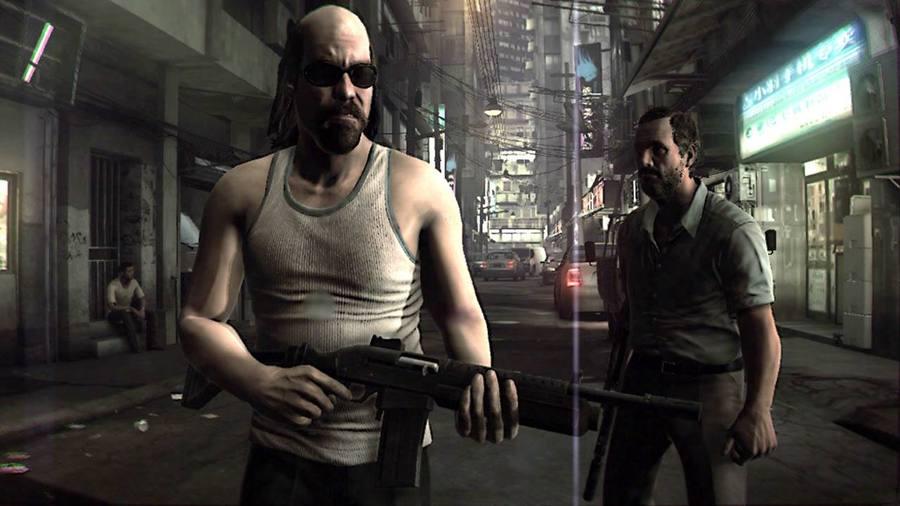 Kane & Lynch 2: Dog Days – оружие к бою