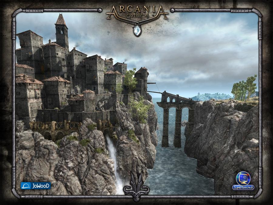 Arcania: Gothic 4 выйдет для PS3, новые скриншоты