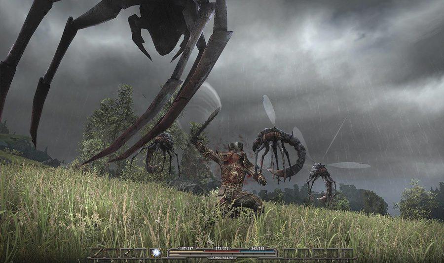 Скриншоты Gothic 4 – исследования и борьба с насекомыми
