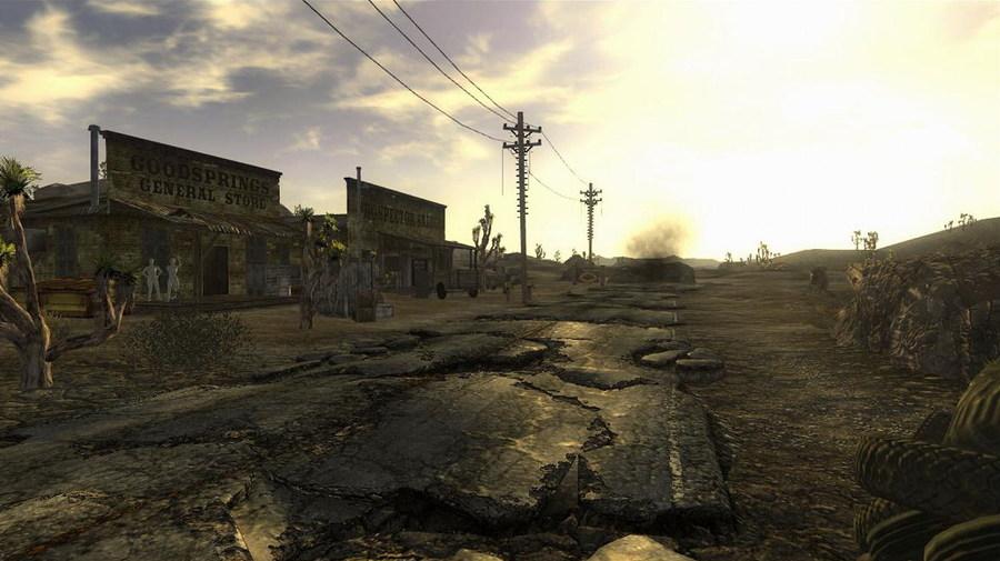 Fallout: New Vegas – выживание в пустошах