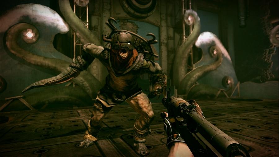 Скриншоты RAGE: враги и девушка