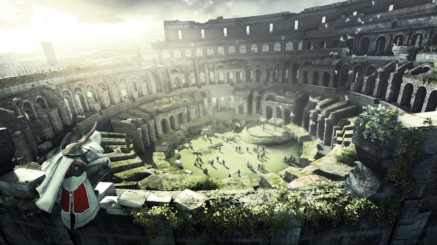 Новые подробности об Assassin's Creed: Brotherhood