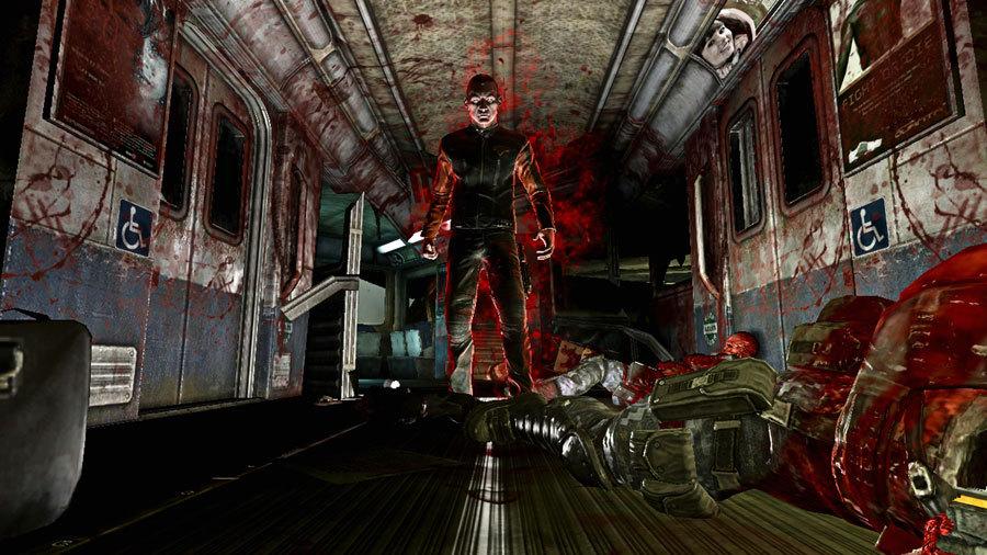 Разработчики перенесли в игру и полюбившийся многим элемент из второй части - а именно экзоскелеты