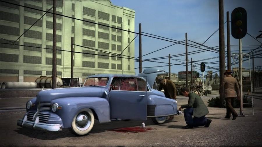 Скриншоты LA Noire: расследование