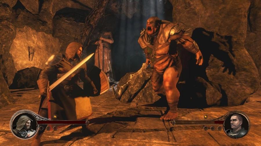 Анонсирована игра The First Templar, первые скриншоты