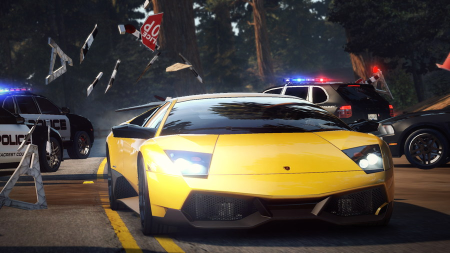 ������������ ���� Need for Speed: Hot Pursuit