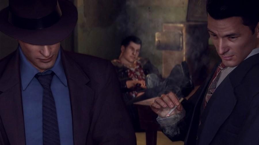 Перестрелки и погони на скриншотах Mafia 2 с E3 2010