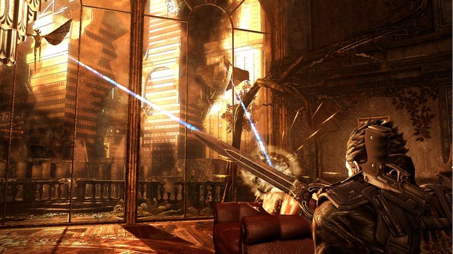 Анонс NeverDead, скриншоты