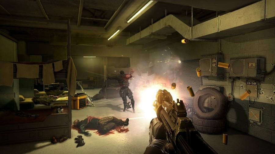 10 новых скриншотов Deus Ex: Human Revolution
