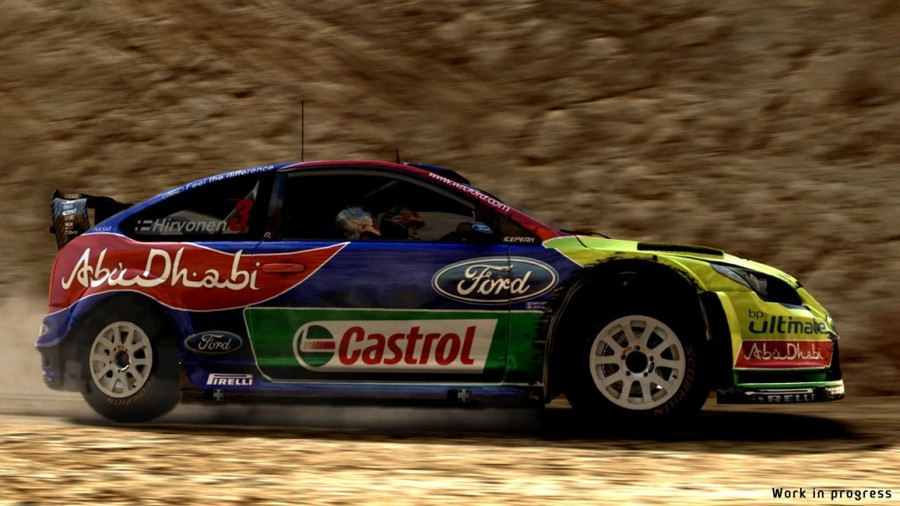 ���� ������ WRC, ����� ���������