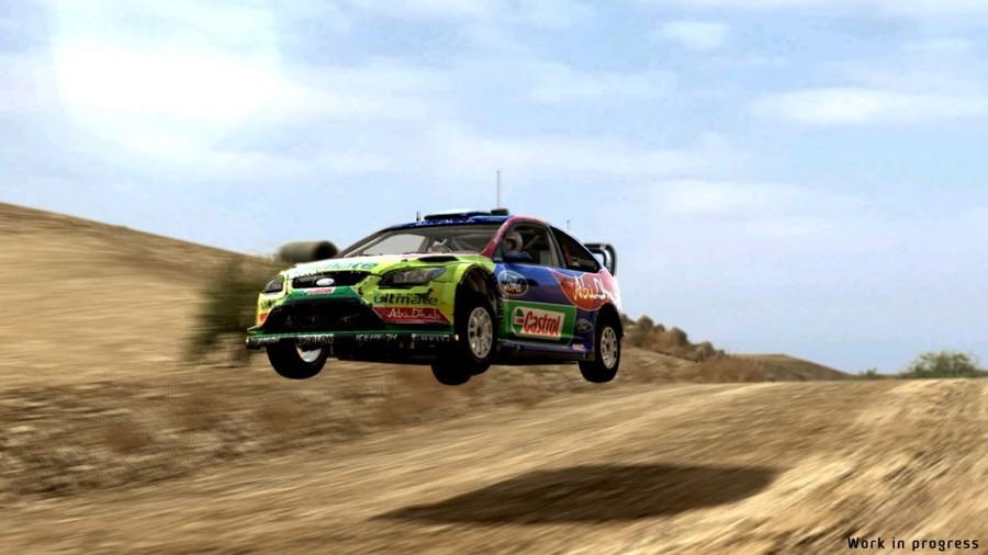 Дата выхода WRC, новые скриншоты