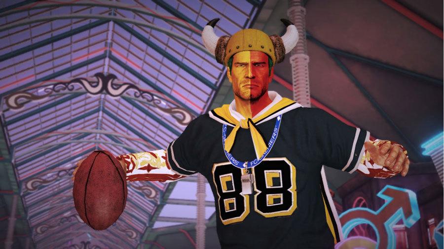 Скриншоты Dead Rising 2 – костюмы для Чака