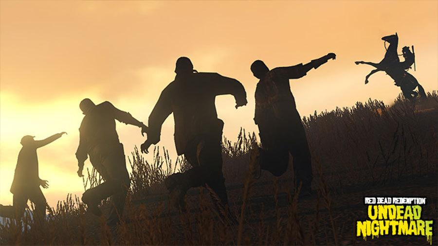 Скриншоты из Red Dead Redemption – мертвее всех мертвых