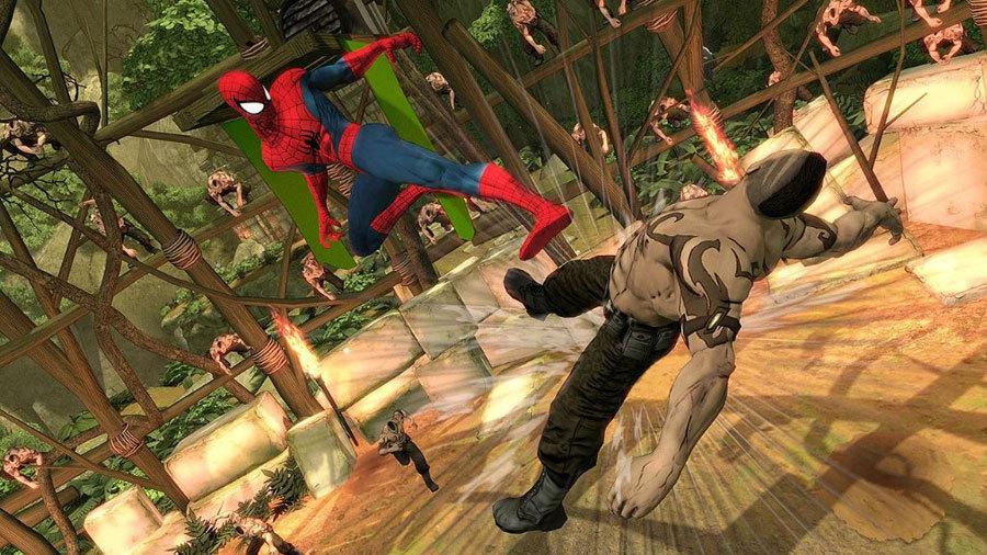 Скачать Spider-Man: Shattered Dimensions (RUS