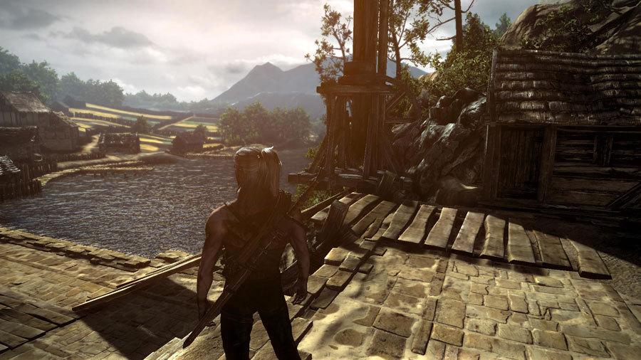 Скриншоты The Witcher 2 Assassins of Kings: сражение в огне