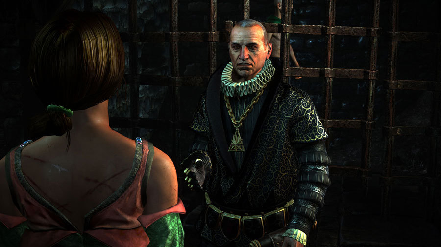 ��������� The Witcher 2 Assassins of Kings: �������� � ����