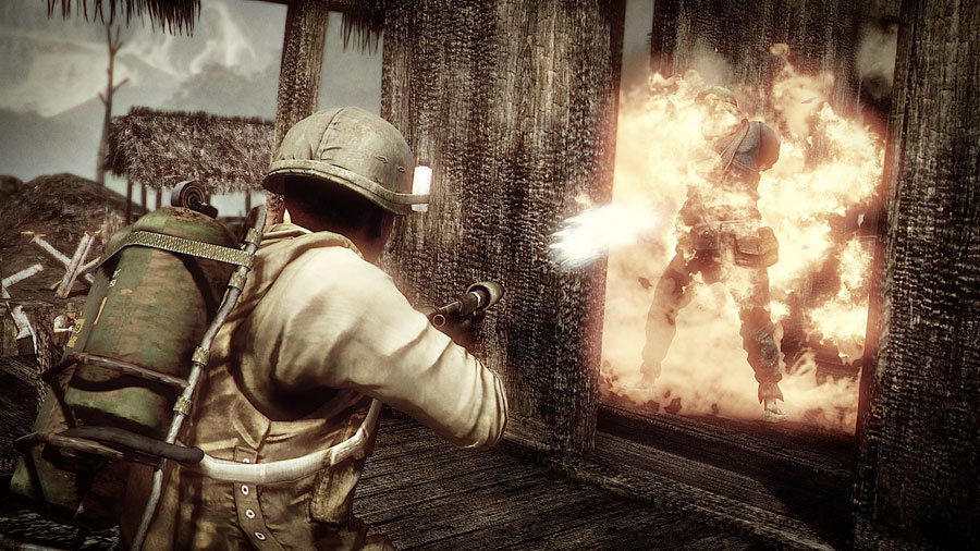 Amazoncom: Battlefield Bad Company 2 - PC: Video