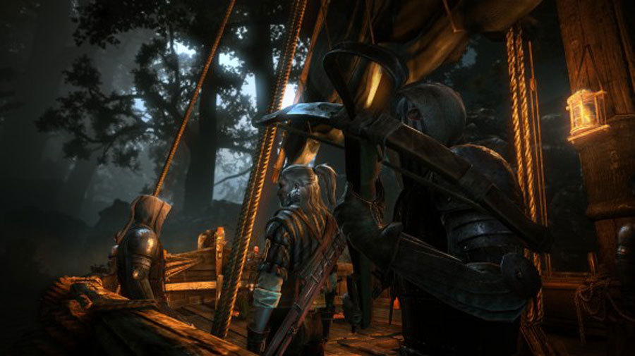 The Complicated Workings of The Witcher 2.