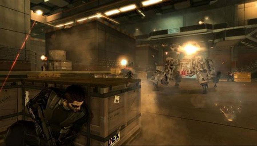 Фото Deus Ex: Human Revolution лучше передадут атмосферу игры, нежели даже