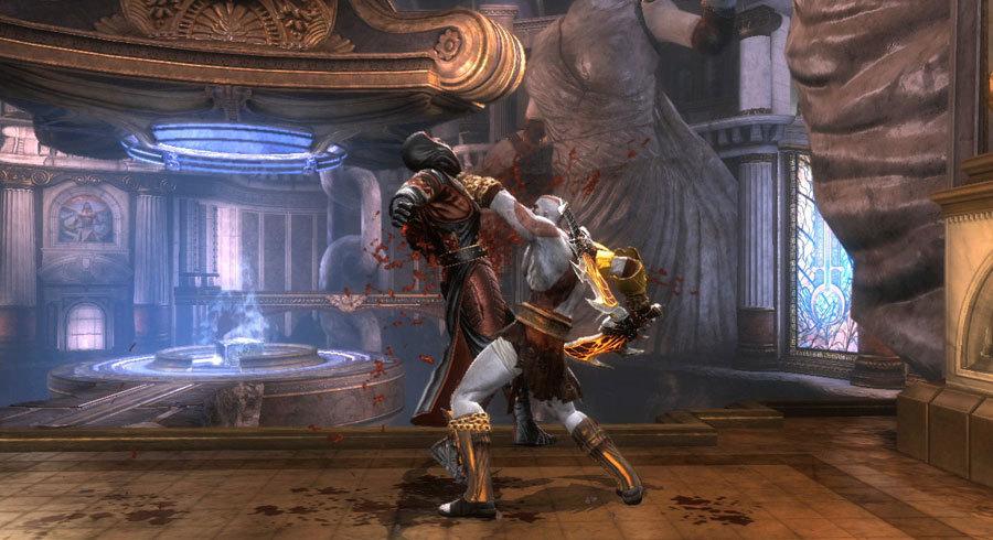Mortal kombat мод кратоса