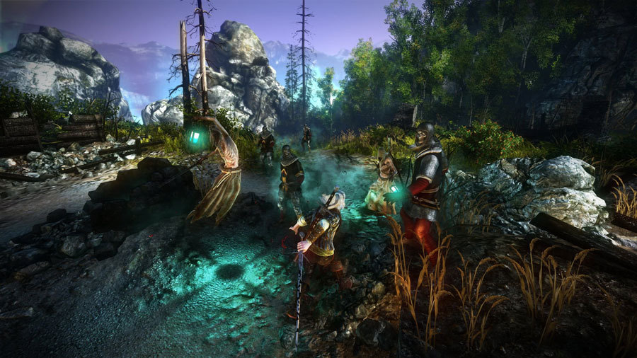 Witcher 2 Патчи Недостаточно Места На Диске С