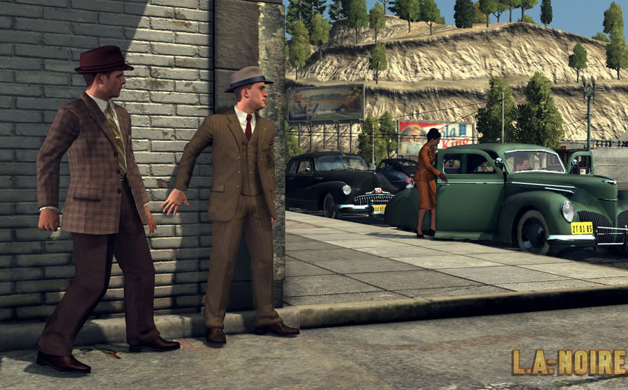 LA Noire: The Complete Edition Crack Archives