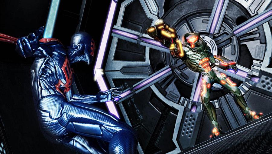 Скриншоты Spider-Man: Edge of Time – сквозь время
